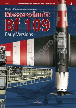 Mono Special 96003  Messerschmitt Bf109 Early Versions