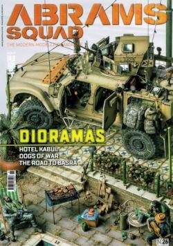 Abrams Squad 26  Dioramas