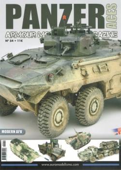 Panzer Aces 54  Modern AFV